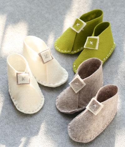 DIY chaussons 9