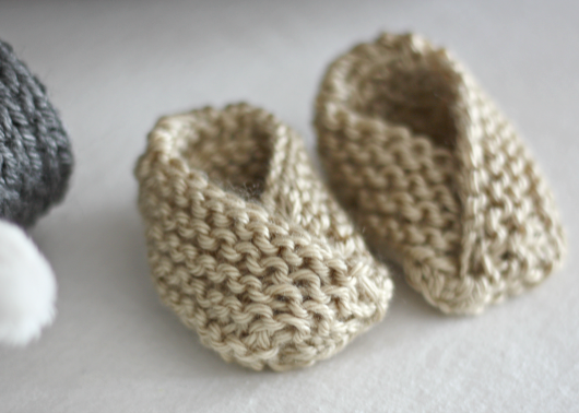 DIY chaussons bebes 4