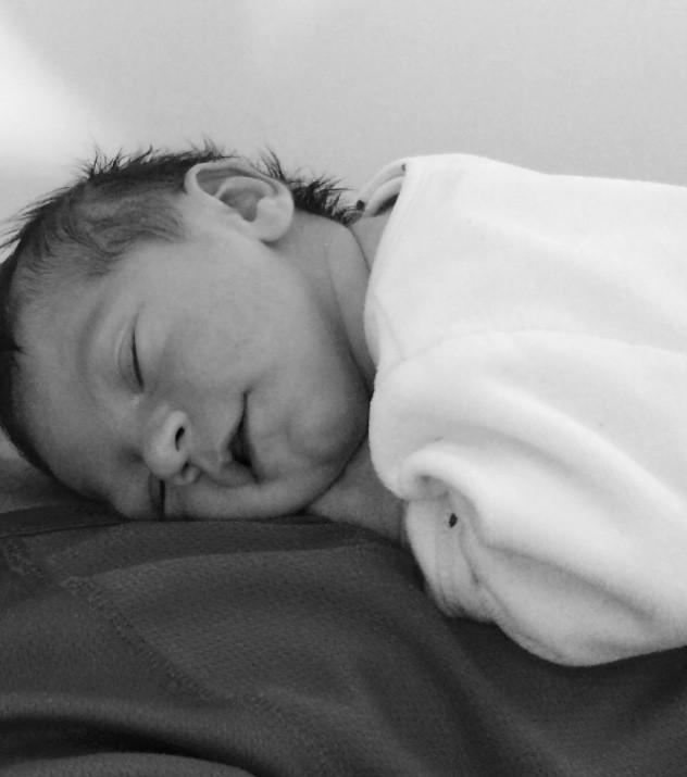 Eva, née le 1er octobre 2014