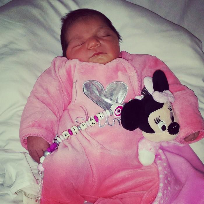 Eylem, née le 6 octobre 2014