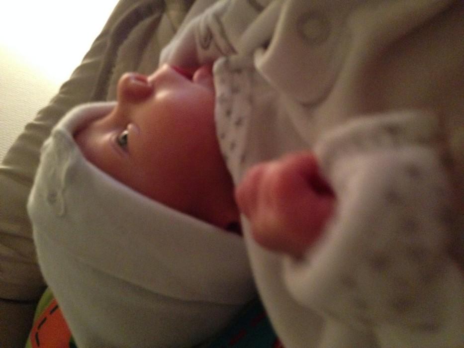 Léo, né le 14 octobre 2014