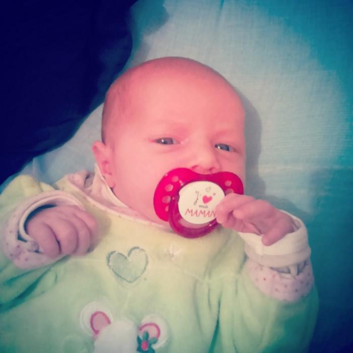 Leymina, née le 14 octobre 2014