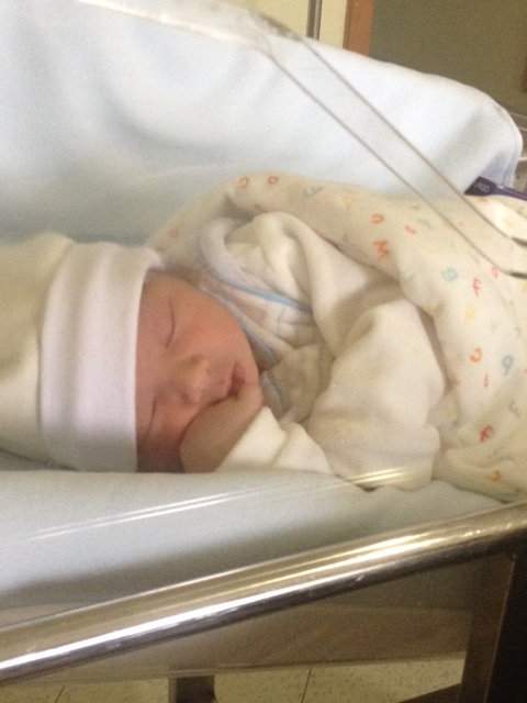 Adam, né le 9 octobre 2014