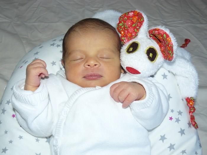 cassiopée, née le 17 octobre 2014