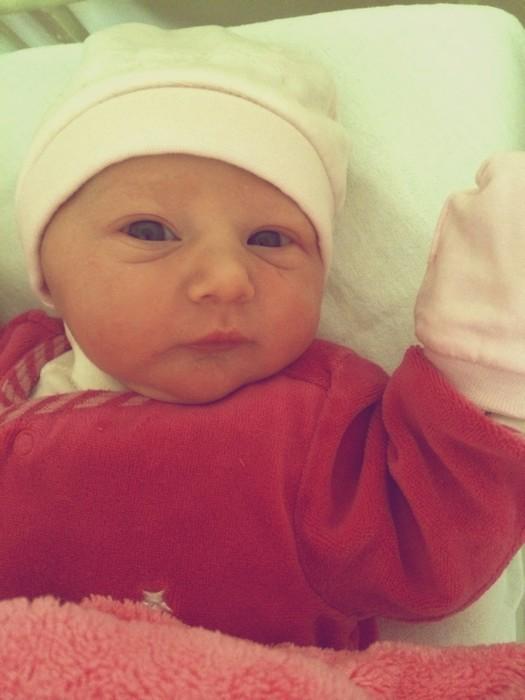 Emmy, née le 16 octobre 2014