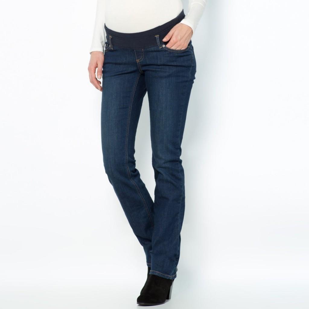 le jeans cocoon de la redoute bon plan neuf mois