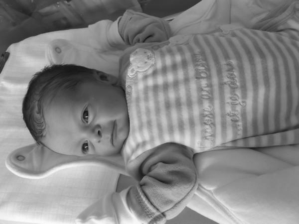 Lena, née le 8 octobre 2014