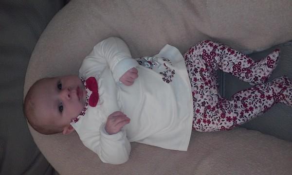 Lola, née le 8 octobre 2014