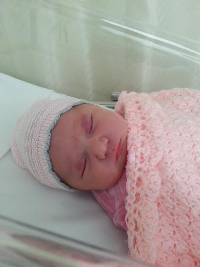 Briana, née le 27 novembre