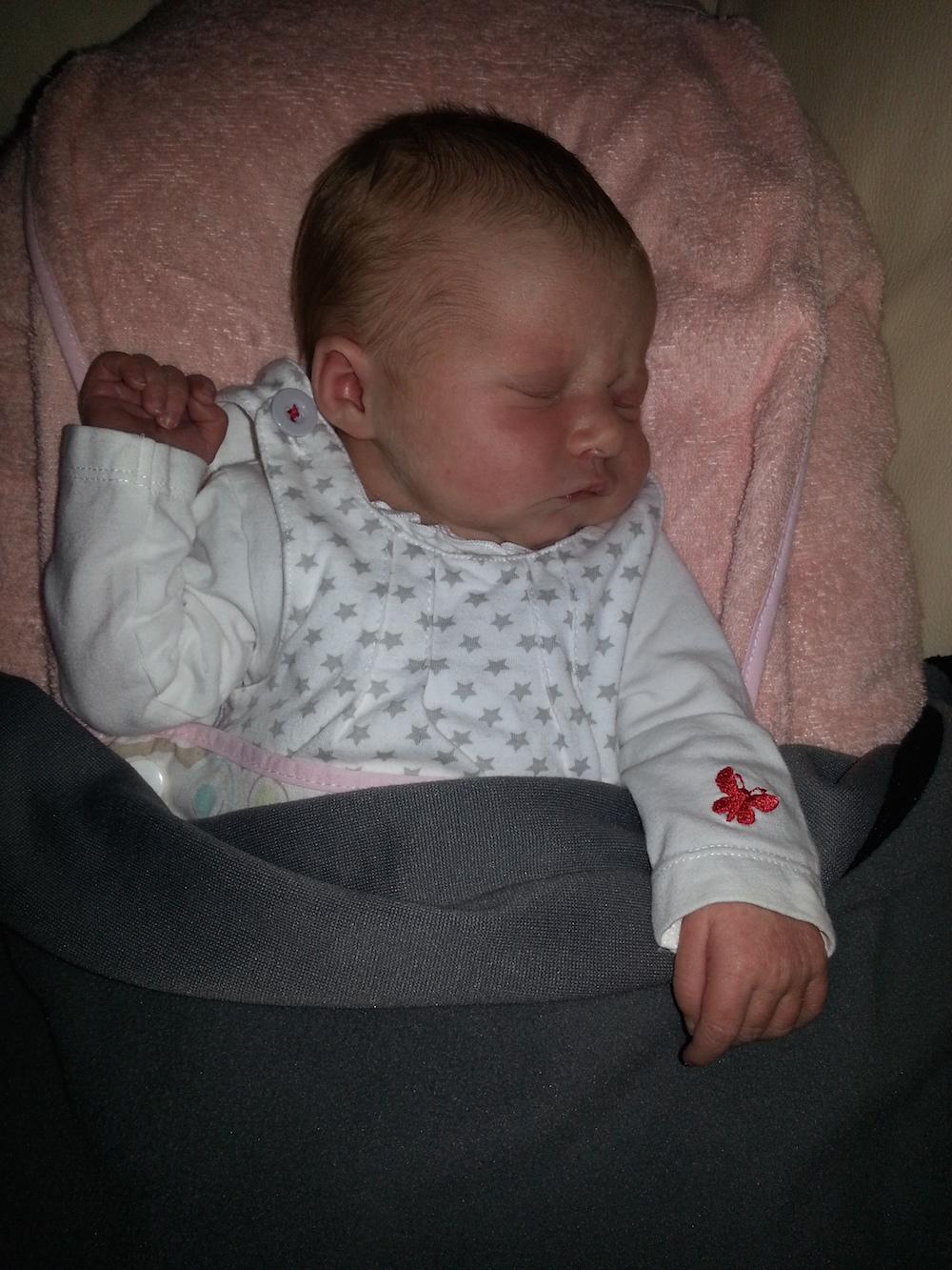 Eryne, née le 22 novembre 2014