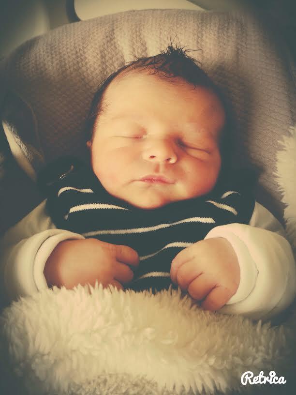 Jules, né le 14 novembre