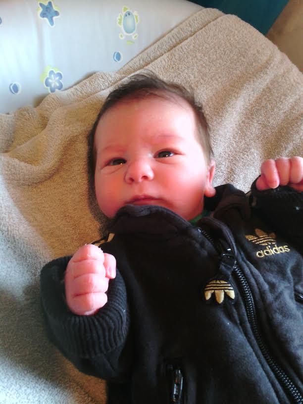 Liam, né le 13 novembre