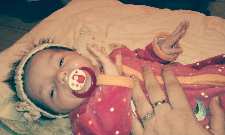 Lola, née le 13 novembre