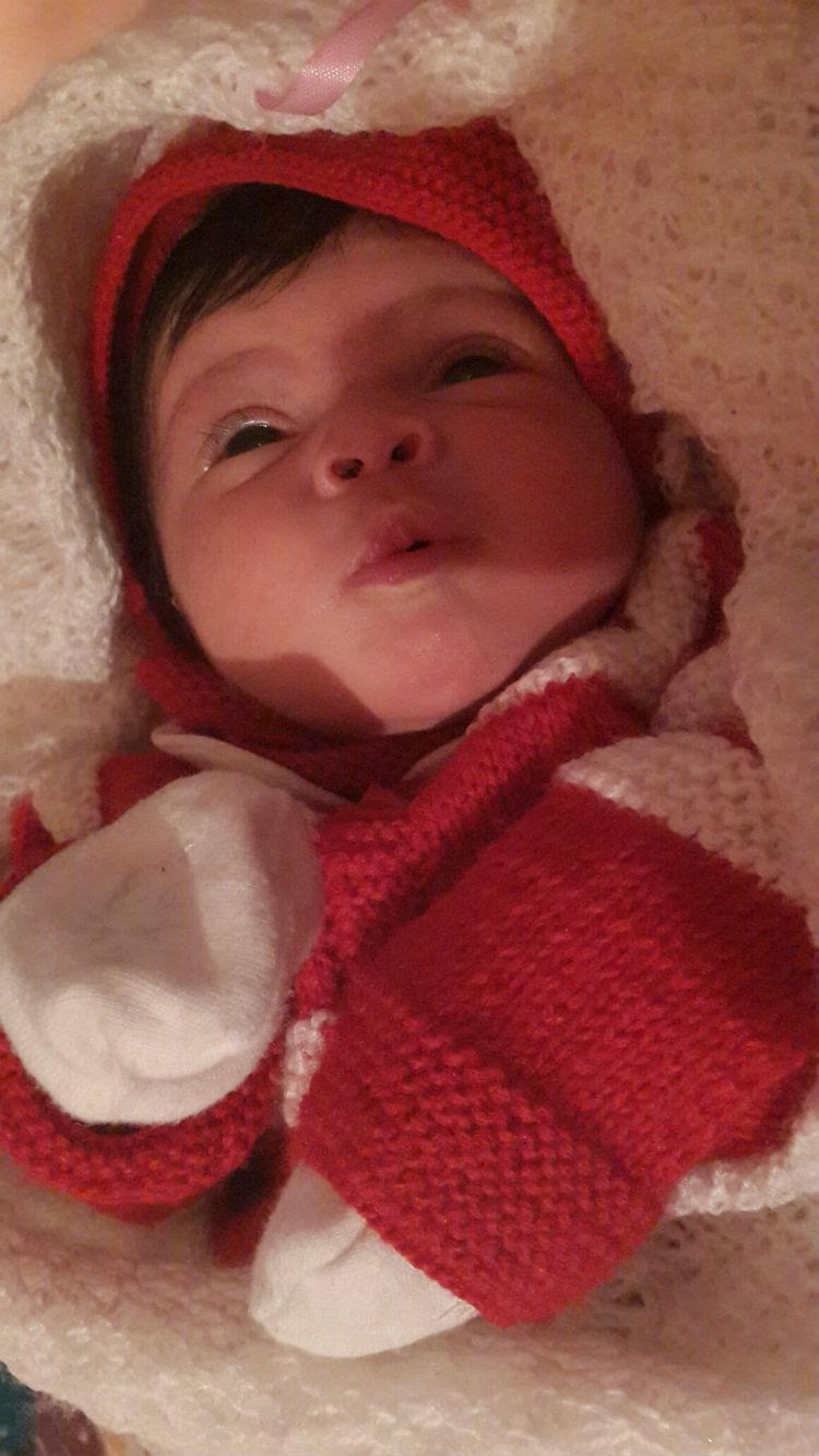 Loujaïne, née le 14 novembre