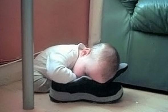 dormir partout enceinte