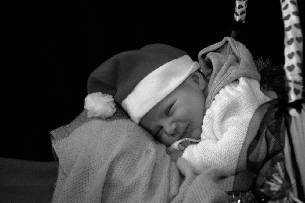 Olivia, née le 24 novembre 2014
