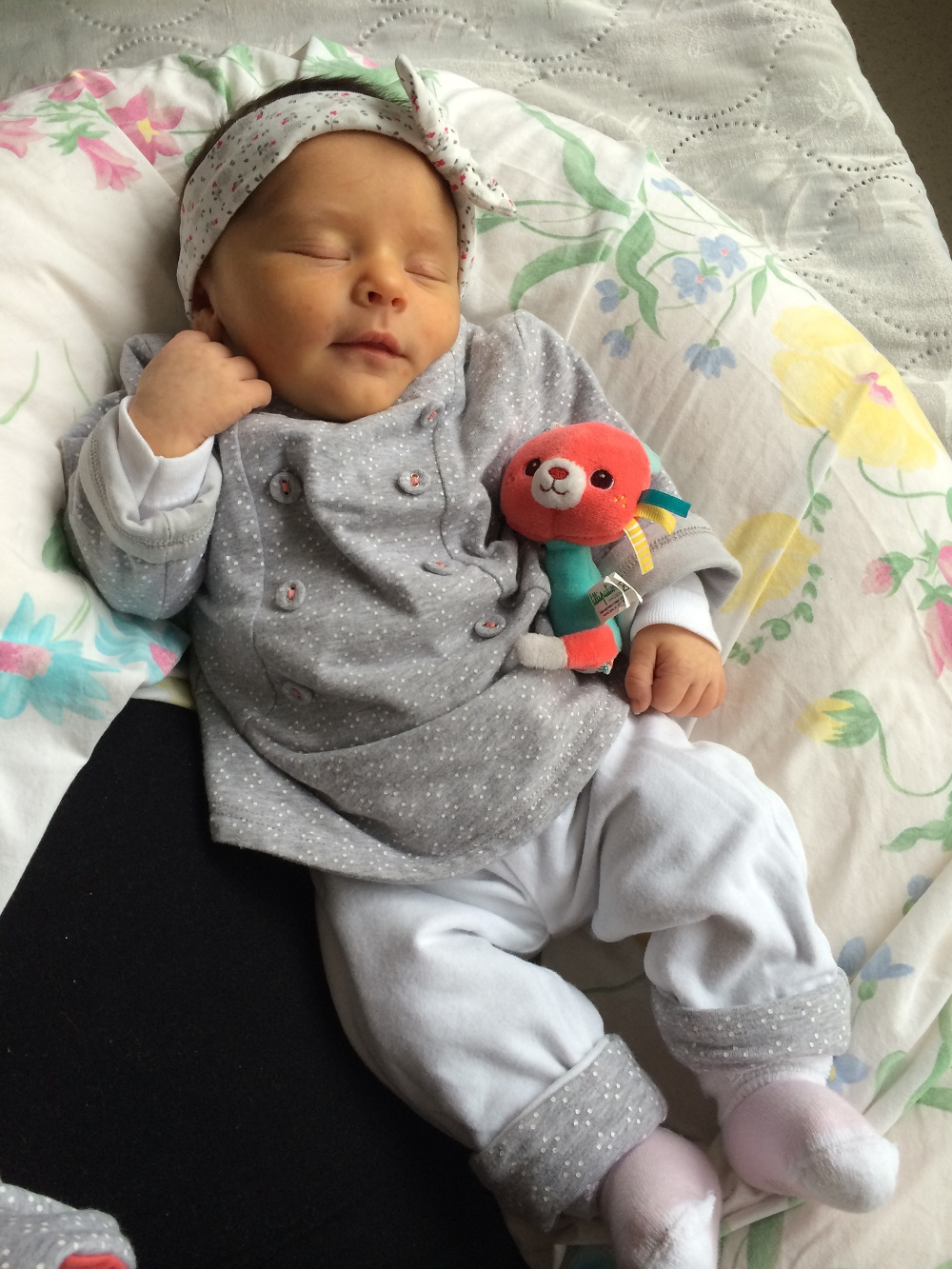 Rose, née le 21 novembre 2014