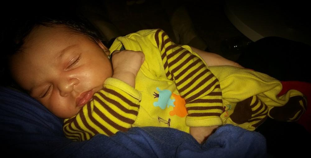 Swann né le 6 novembre 2014