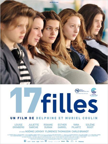 Réalisé par Muriel et Delphine Coulin, 2011 / Acteurs principaux : Louise Grinberg, Juliette Darche, Roxane Duran…