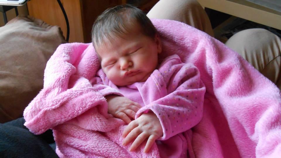 Bleuen, née le 5 décembre 2014