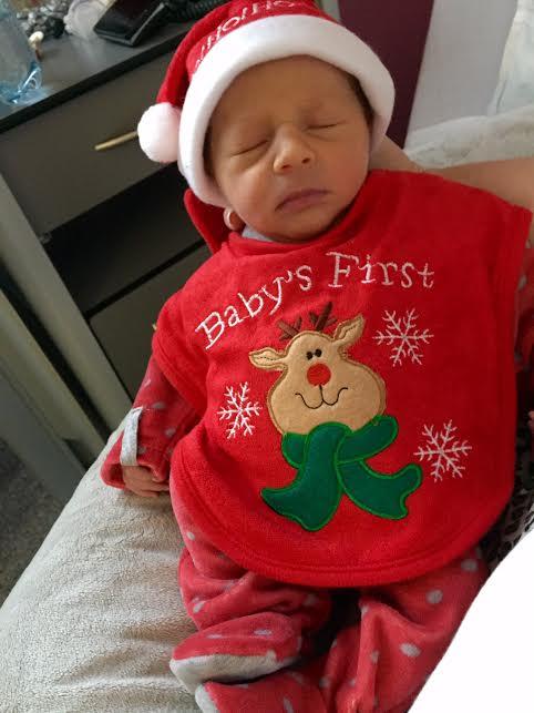 Cassandra, née le 27 décembre 2014