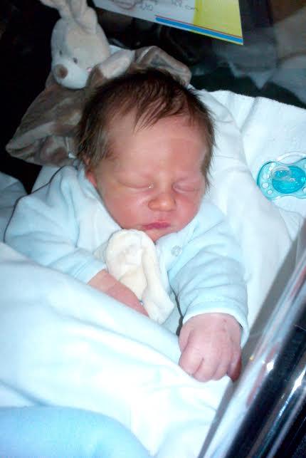 Ethan, né le 14 décembre 2014