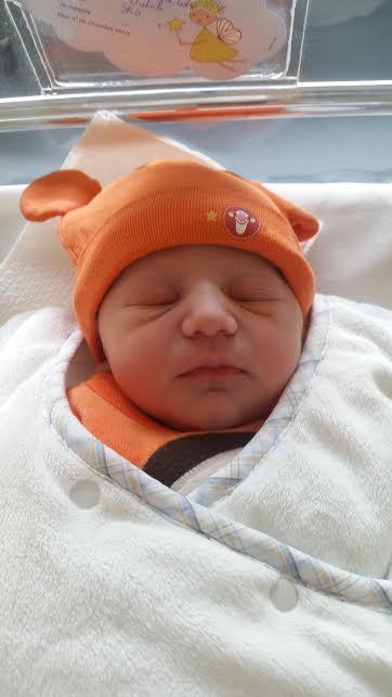 Giulian, née le 10 décembre 2014