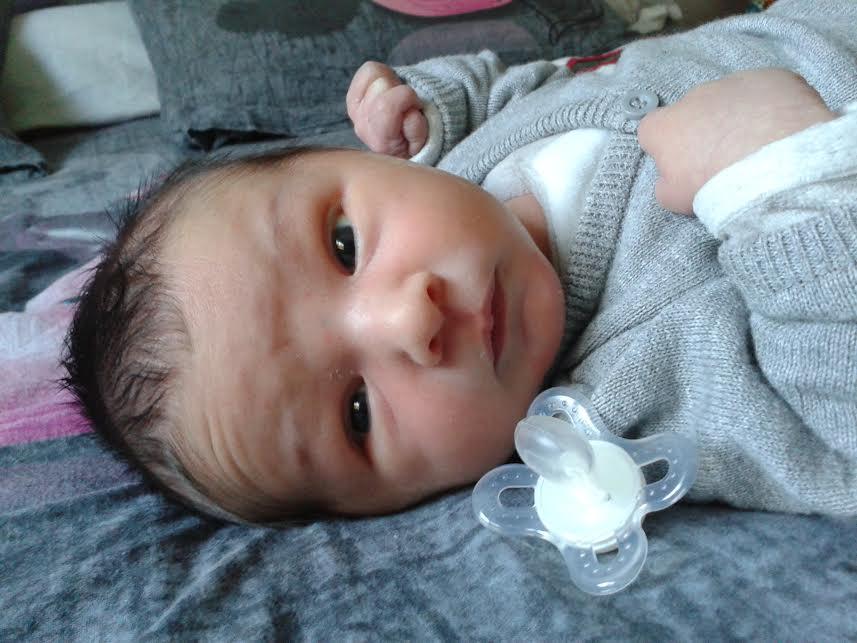 Hugo, né le 3 décembre 2014