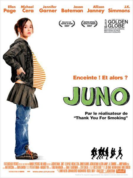 Réalisé par Jason Reitman, 2008 / Acteurs principaux: Ellen Page, Michael Cera, Jennifer Garner, Jason Bateman…