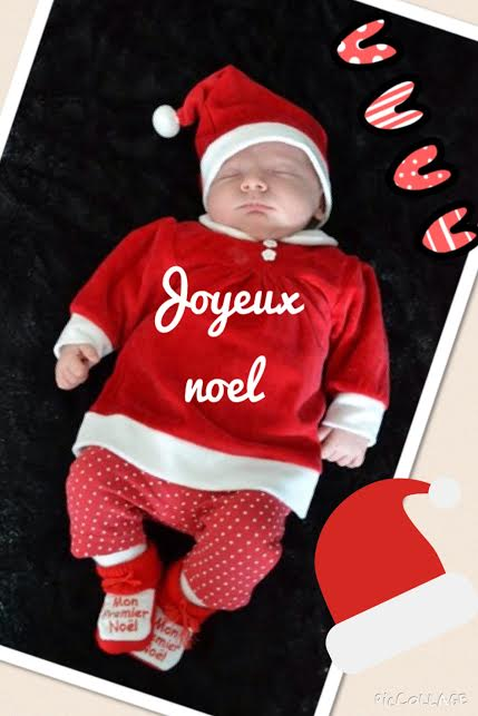 Léa, née le 4 décembre 2014