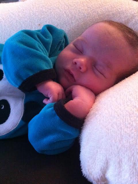 Léon, né le 14 décembre 2014