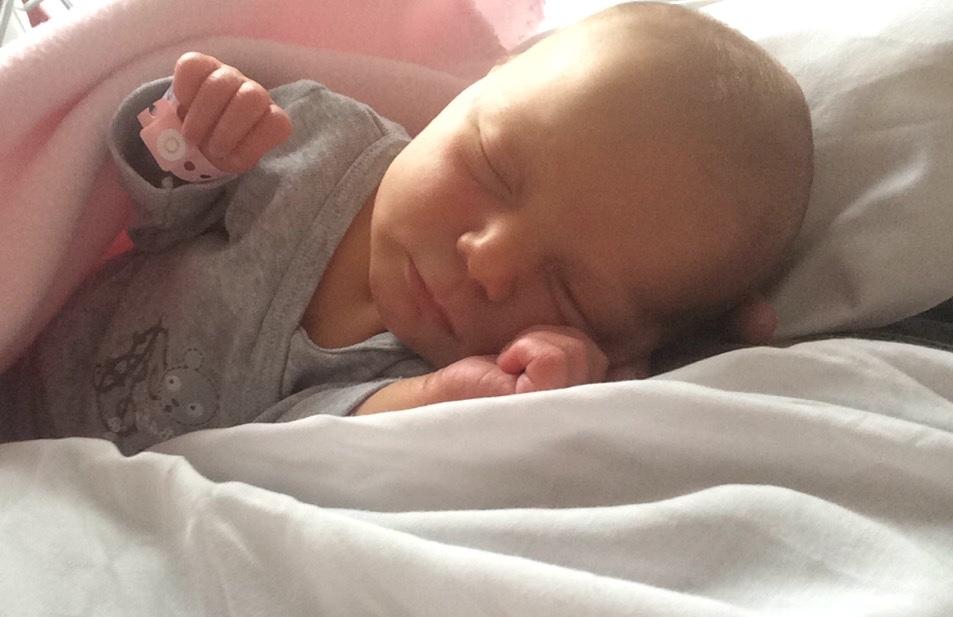 Lou-Anne, née le 5 décembre 2014