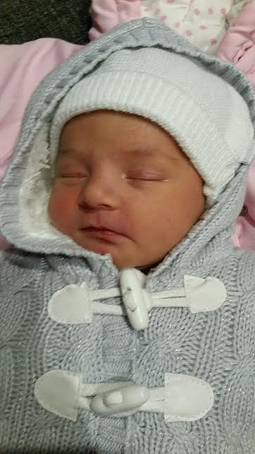 Lylou, né le 13 décembre 2014