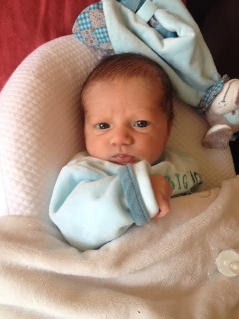 Martin, né le 12 décembre 2014