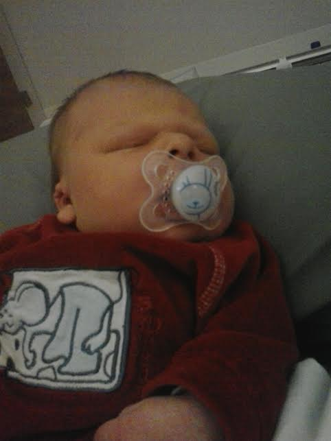 Matéo, né le 20 décembre 2014