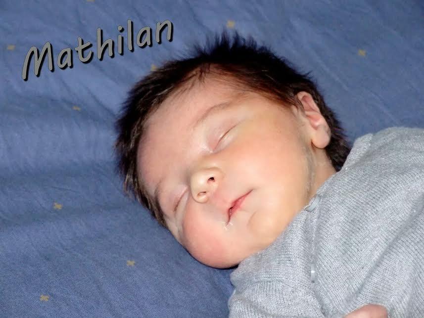 Mathillan, né le 9 décembre 2014