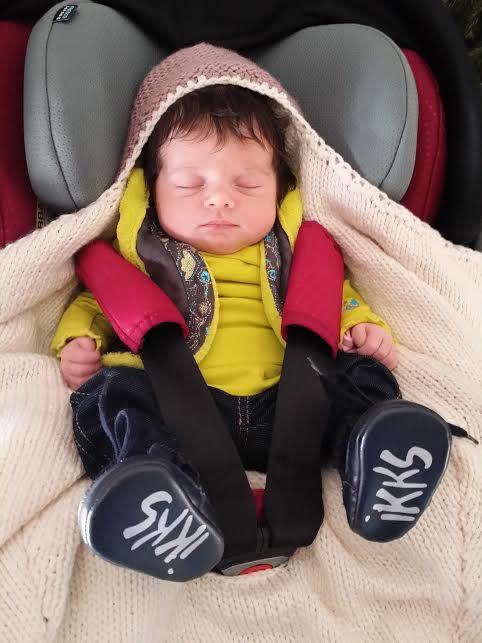 Nina,, née le 11 décembre 2014