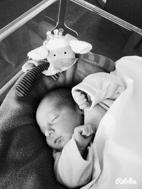 Tiago, né le 22 décembre 2014