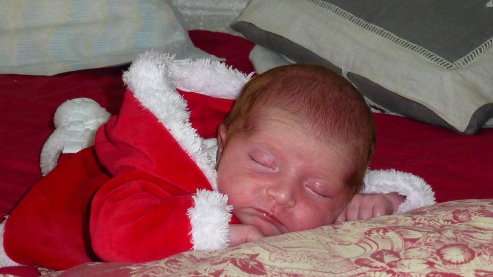 Faustine, née le 9 décembre 2014