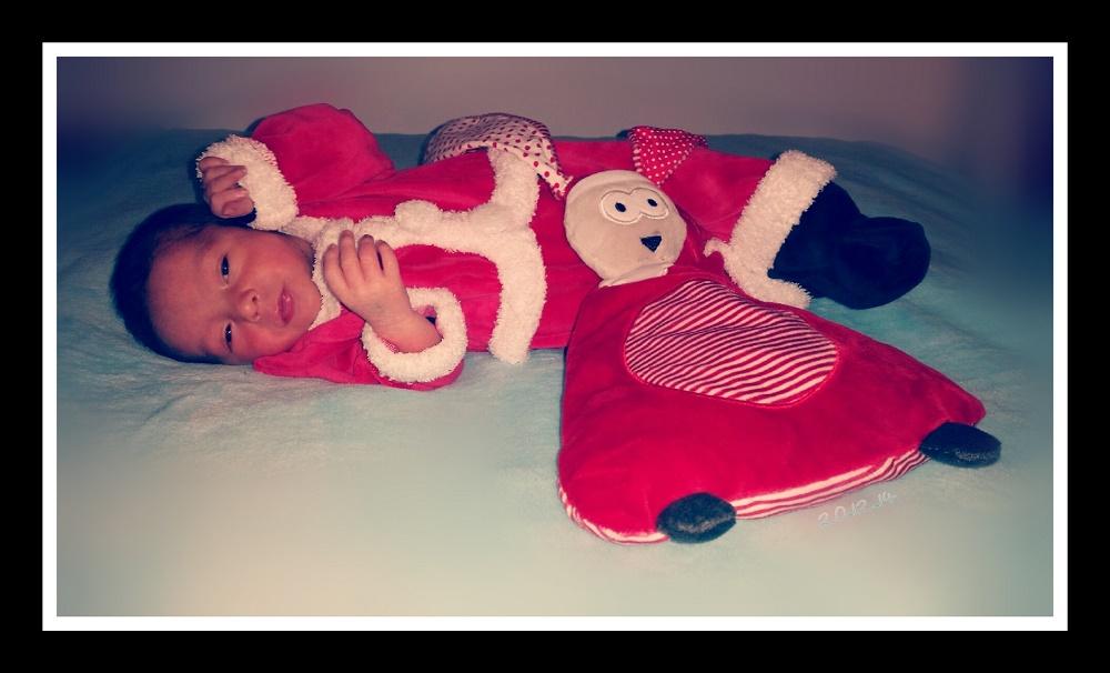 Liam, né le 14 décembre 2014