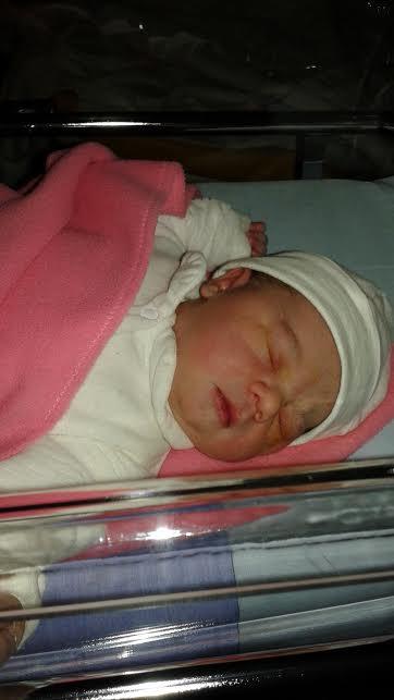 Manon, né le 21 décembre 2014