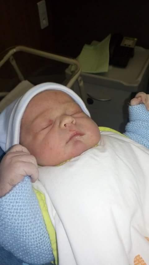 Nathan, né le 27 décembre 2014