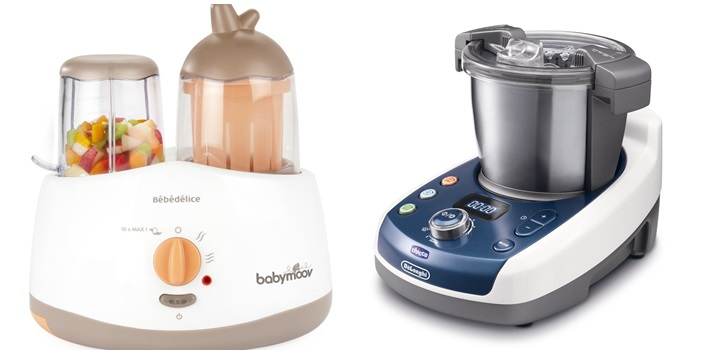 robots multifonction pour cuisiner pour bebe