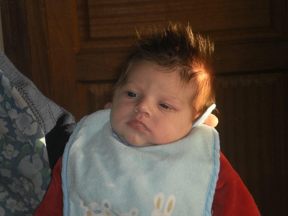 Talia, née le 14 décembre 2014