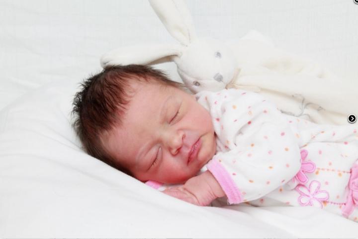 Victoria, née le 5 décembre 2014