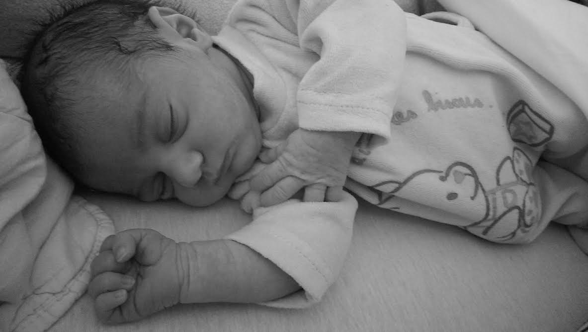 Cléa, née le 18 janvier 2015