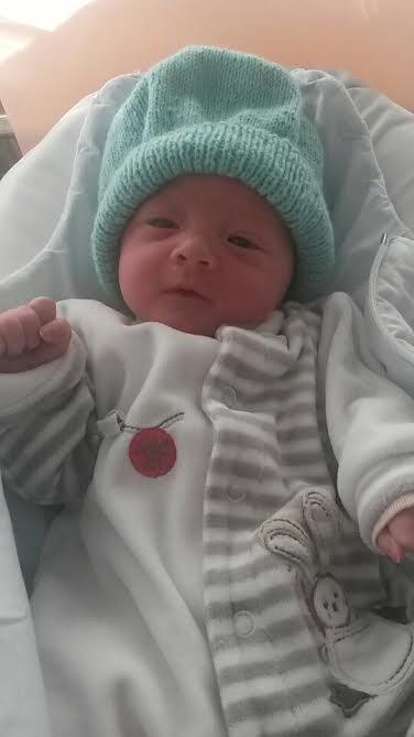Gabin né le 13 janvier 2015