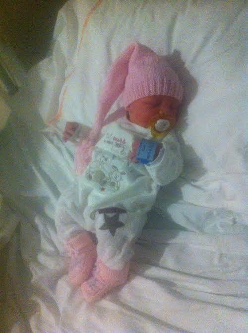 Jade née le 20 janvier 2015