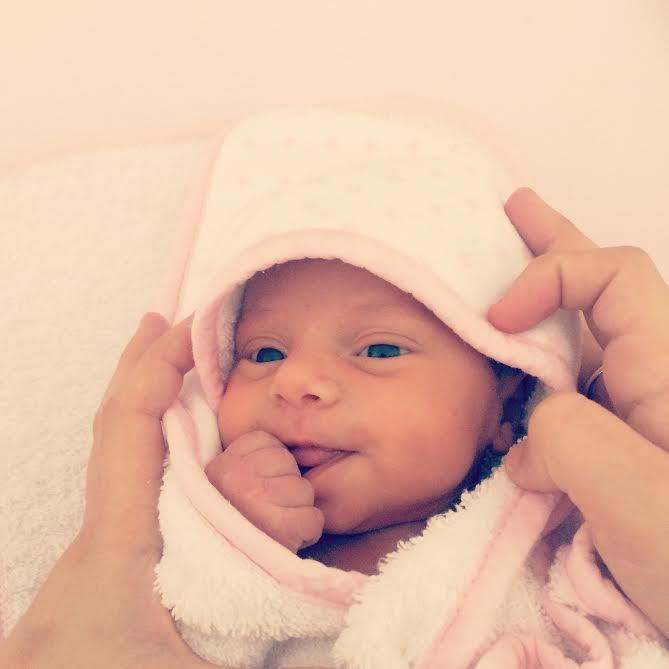 Lou-Rose née le 11 Janvier 2015