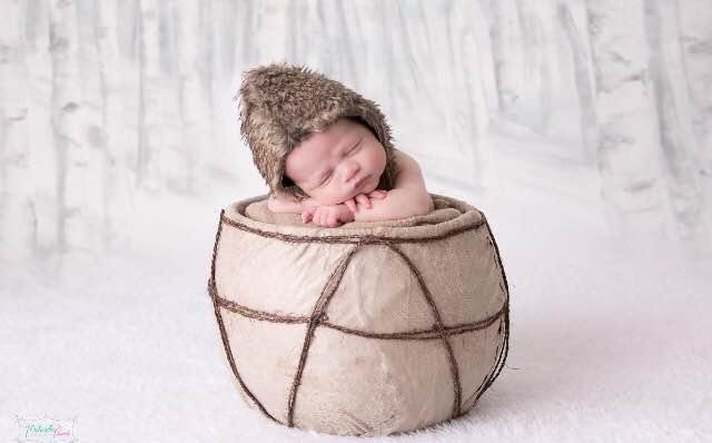 Maxence né le 3 janvier 2015